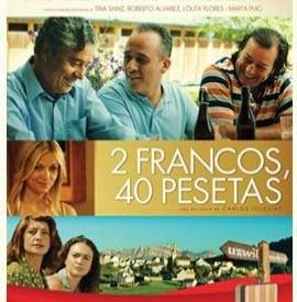 2 FRANCOS, 40 PESETAS. Del Contador de cuentos emigrantes.
