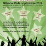 Fiesta Pro-Fondos (Teléfono de la Esperanza)