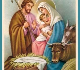 """Misas en """"Navidad y Año Nuevo"""""""
