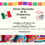 FIESTA MEXICANA DE LA PRIMAVERA