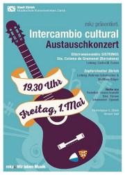 """Intercambio Cultural """"Austauschkonzert"""""""