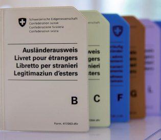 Charla de información: Los tipos de permisos en Suiza y reagrupación familiar