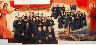 Fiesta de los Mártires Claretianos de Barbastro