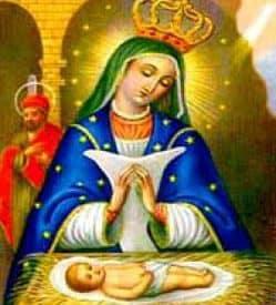 Fiesta y Novena a la Virgen de Altagracia