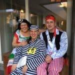 Fiesta de carnaval en Winterthur 2017