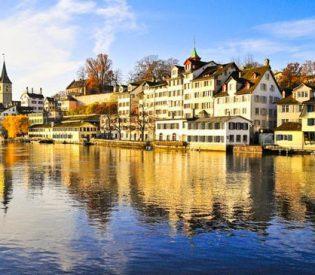 Charla de información: Servicios Sociales & Lugares Históricos de la ciudad vieja de Zürich