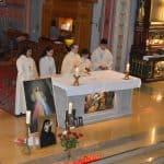 Fiesta de la Divina Misericordia. 23.04.2017