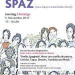 Comida de Solidaridad en Zürich en favor de SPAZ