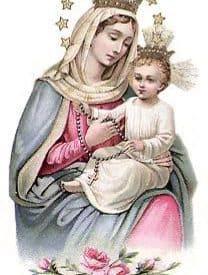 Mes de Mayo mes de María
