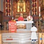 Pentecostés en St. Peter und Paul 22. 05. 2018