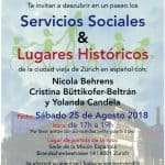Servicios Sociales & Lugares Históricos