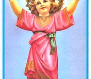 Fiesta y Rosario del Divino Niño