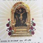Winterthur: Novena y Misa en Honor al Señor de los Milagros