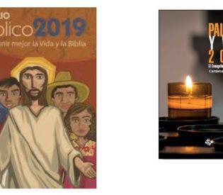 Venta de: Biblias, Diario Bíblico 2019, Palabra y Vida 2019
