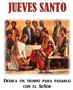 Jueves Santo @ Misión Católica de Lengua Española Zürich