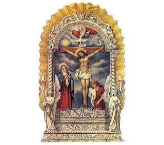 Inicio de la Novena en honor al Señor de los Milagros en Winterthur @ Kripta Winterthur