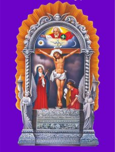Novena al Señor de los Milagros en Zürich @ Iglesia St. Peter und Paul Zürich