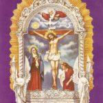 Novena al Señor de los Milagros en Zürich 2021 @ Iglesia St. Peter und Paul Zürich