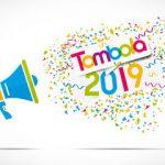 PREMIOS RIFA: BAZAR SOLIDARIO 2019