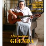 Concierto-Oración Hermana Glenda -Aplazado