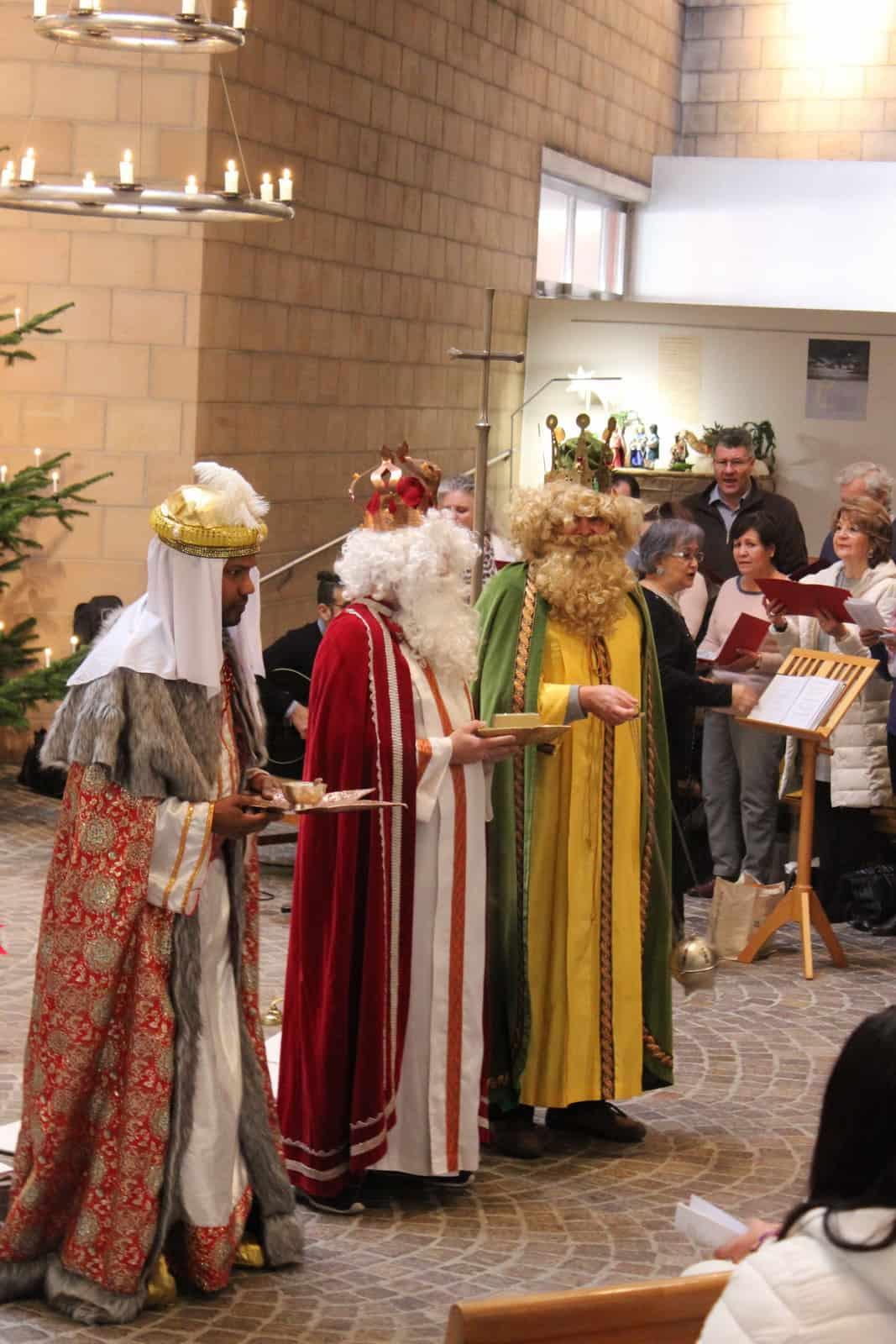 Sus Majestades los Reyes