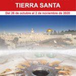 La Misión peregrina a Tierra Santa