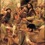 Domingo de Ramos 5. Abril  2020