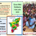 Empoderamiento económico-social de 116 mujeres viudas de 4 aldeas del Distrito de Kanyakumari, Tamil Nadu (India)