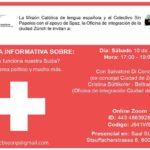 Charla Informativa: Como funciona nuestra Suiza? El sistema político y mucho más.