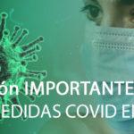 Información IMPORTANTE Aplicación de las nuevas medidas COVID en la MCLE