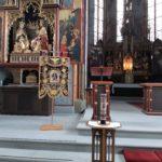 Novena y Misa Criolla en honor al Señor de los Milagros en Winterthur