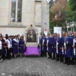 Misa de inicio del mes Morado en Zürich